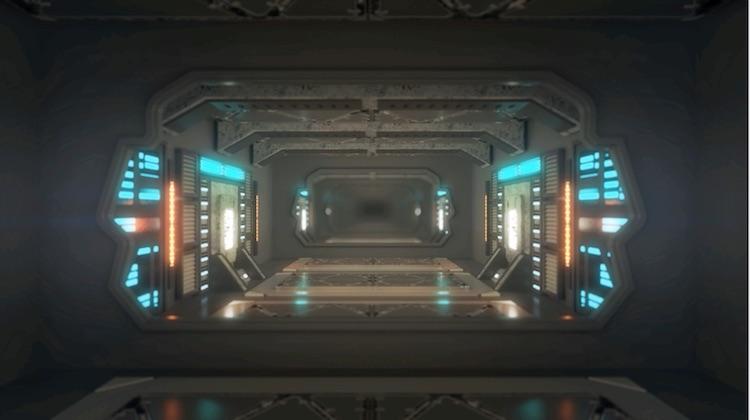 科技隧道VJ高清素材16款