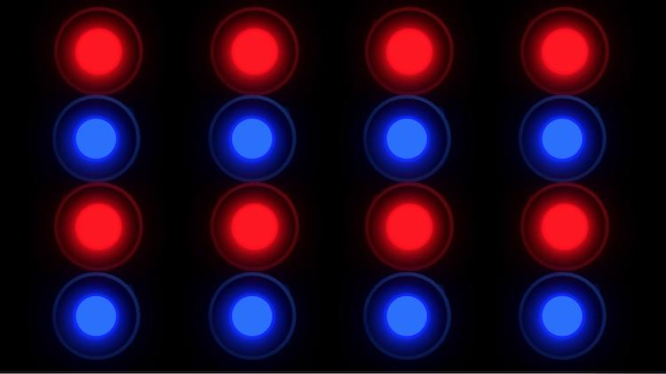 旋转灯VJ Loop