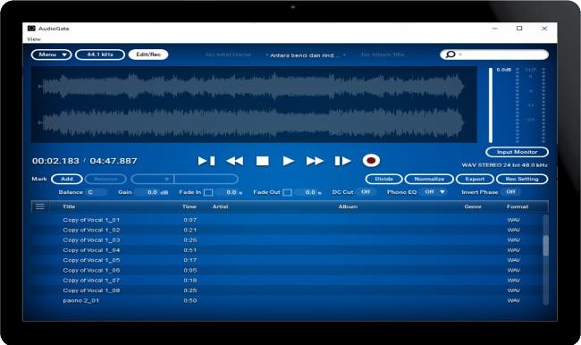 Korg Audiogate v4.0.3 MacOSX