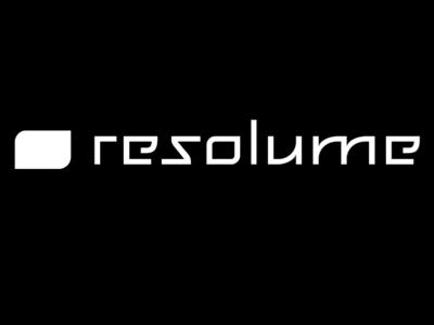 视频服务器:Resolume
