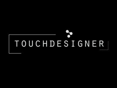 可视化编程:TouchDesigner