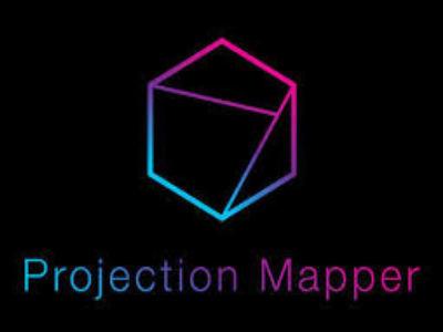 移动投影软件:Optoma Projection Mapper