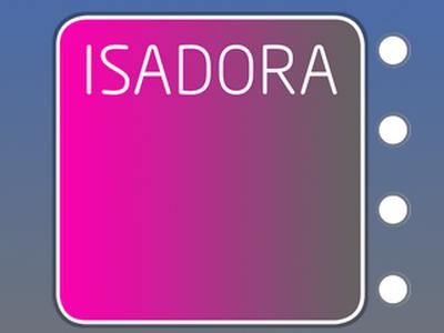 媒体服务器:ISADORA