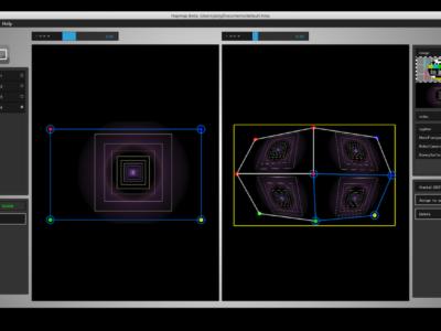 投影软件:HapMap