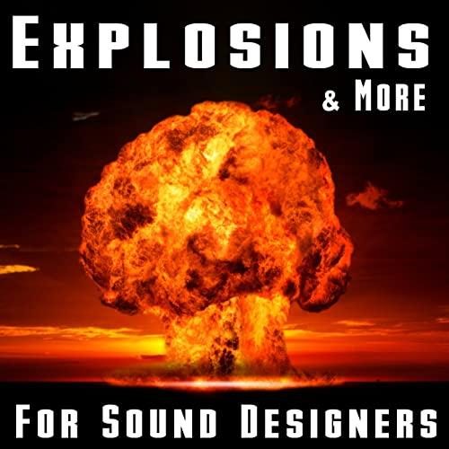 好莱坞边缘音效库:爆炸音效